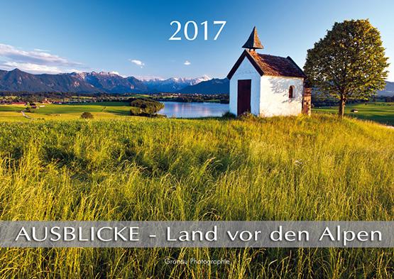 AUSBLICKE 2017 - Land vor den Alpen (ABK)