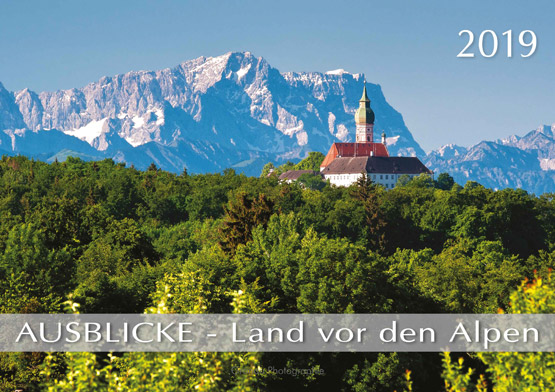 AUSBLICKE 2019 - Land vor den Alpen (ABK)
