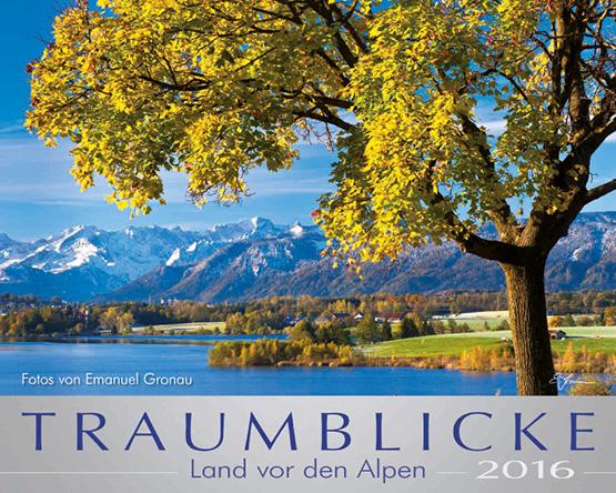 TRAUMBLICKE 2016 - Land vor den Alpen (TBK)