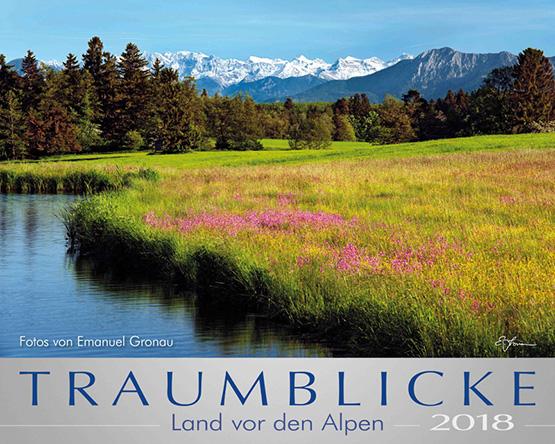TRAUMBLICKE 2018 - Land vor den Alpen (TBK)