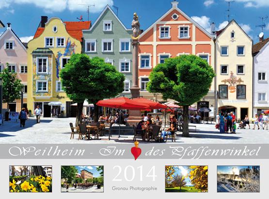 WEILHEIM - Das Herz im Pfaffenwinkel 2014