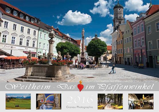 WEILHEIM - Das Herz im Pfaffenwinkel 2016