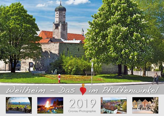 WEILHEIM - Das Herz im Pfaffenwinkel 2019