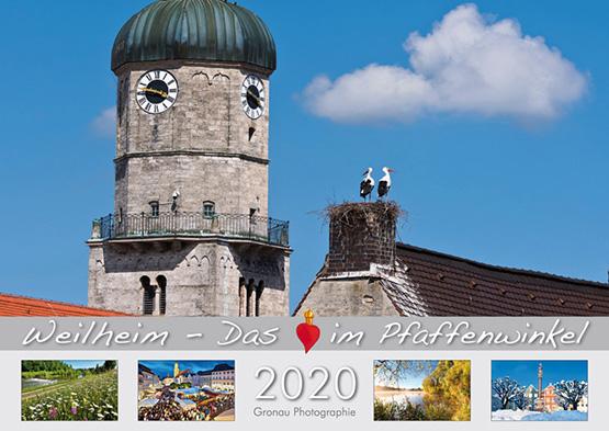 WEILHEIM - Das Herz im Pfaffenwinkel 2020