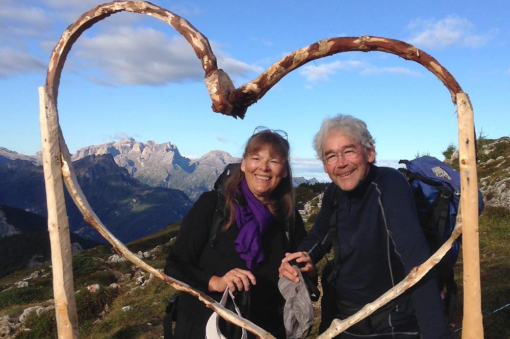 Brigitte und Emanuel Gronau