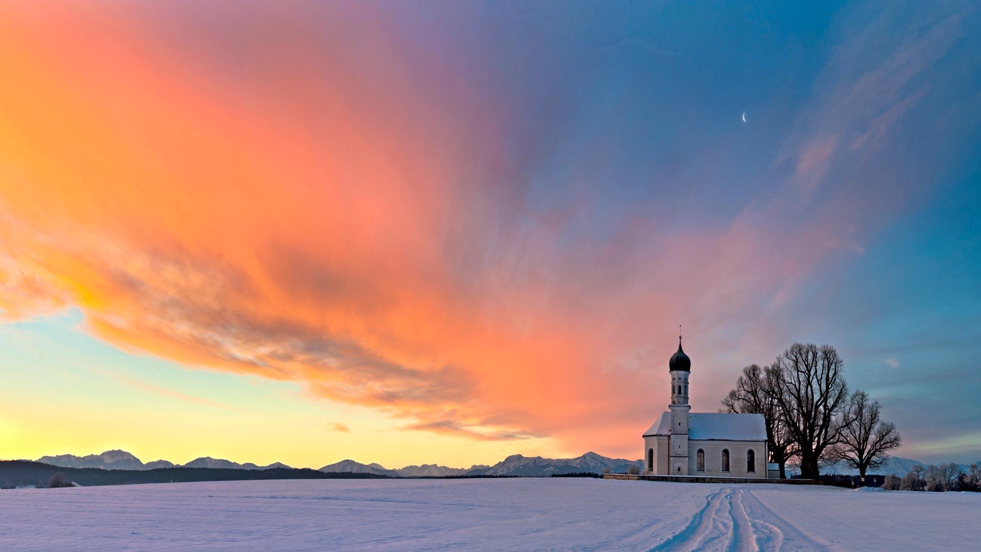 St. Andrä Kirche, Oberbayern
