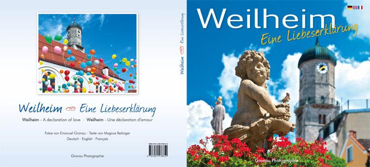 Exklusiv für Weilheim - Der Bildband